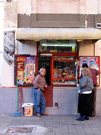 kiosquero